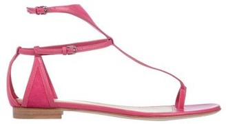 Sergio Rossi Toe post sandal