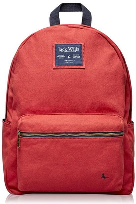 Jack Wills Stanley Canvas Backpack