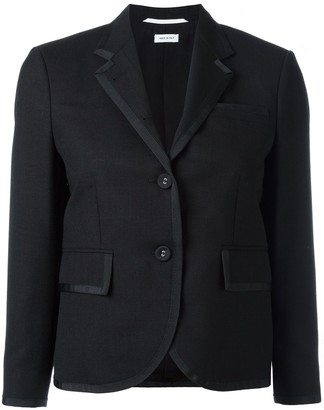 Thom Browne Button Up Blazer