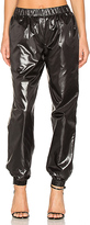 Kenzo Light Shiny Pants in Black. - size 34/0 (also in 40/6)