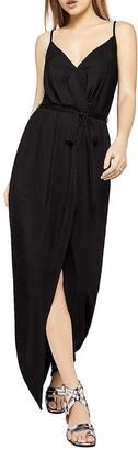 BCBGeneration Women's HIGH Low WRAP Dress