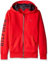 Tommy Hilfiger Little Boys' Long Sleeve Hoody