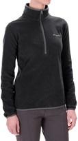 Columbia Swift Current Pass Fleece Shirt - Zip Neck, Long Sleeve (For Women)