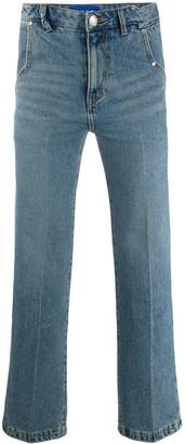 Ader Error Slim Fit Jeans