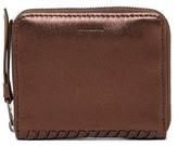 AllSaints Leather Club Coin Purse