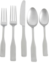 Cambridge Silversmiths Warwick Satin 20-Piece Flatware Set