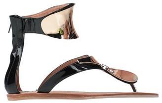 Jeffrey Campbell Toe post sandal