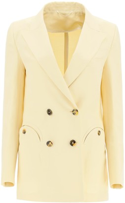 BLAZÉ MILANO Unlined Savannah Everyday Blazer