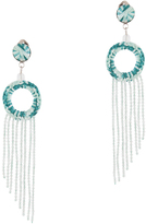 Missoni Fringed Earrings