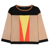 Etro Cashmere And Wool-blend Sweater