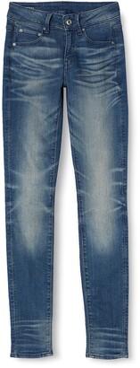 G-Star Raw Women's 5622 Mid Skinny Jean