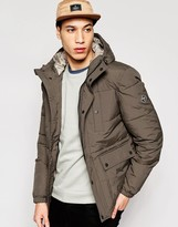 Puffa Caney Amsterdam Coat