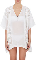 OndadeMar WOMEN'S EMBROIDERED CAFTAN TOP