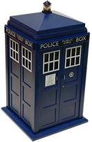 Wesco Doctor Who Tardis Lights & Sounds Plastic Cookie Jar, DR48