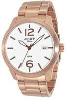 Jet Set Men Watch Milan Analogue Quartz Stainless Steel J6280R 162
