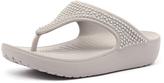 Crocs Sloane Diamante Platinum