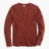 J.Crew Wallace & Barnes thermal henley