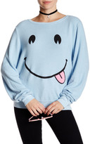 Wildfox Couture Funny Face Pullover
