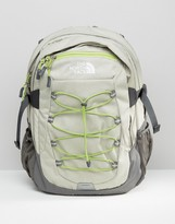 The North Face Borealis Backpack in Gray Marl
