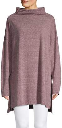 Free People Bella Vista Cowlneck Tunic