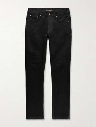Nudie Jeans Lean Dean Slim-Fit Stretch-Denim Jeans