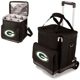 Picnic Time Green Bay Packers Cellar Trolley