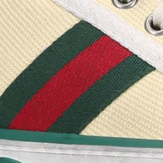 Gucci Tennis 1977 Vulcanised Low-Top Sneakers
