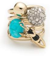Alexis Bittar Pave Bee Ring