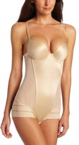 Flexees Maidenform Women's Sleek-Stripe Body Briefer