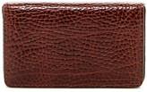 Boconi Mathews Magnetic Leather Card Case