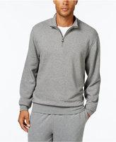 Cutter & Buck Men's Big & Tall Gleann Half-Zip Terry Sweatshirt