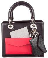 Christian Dior Pockets Medium Lady Bag