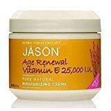 Jason Age Renewal Vitamin E 25,000 I.U.Crème 120g (PACK OF 6)