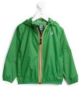 K Way Kids 'Le Vrai Claude' rain jacket