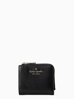 Kate Spade Staci Small L-Zip Bifold Wallet