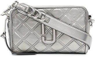 Marc Jacobs Quilted Camera Cross-Body Bag
