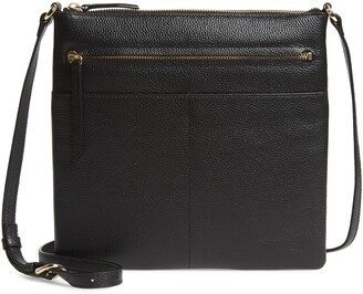 Nordstrom Phoebe Leather Crossbody Bag