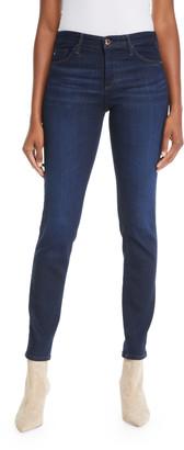 AG Jeans Prima Mid-Rise Ankle Cigarette Jeans