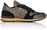 Valentino Men's Rockrunner Sneakers-BLACK