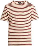 A.P.C. Ken striped cotton T-shirt