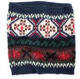 Muk Luks Women's Winter Lodge Funnel Scarf