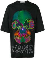 Christopher Kane tie dye print T-shirt - men - Cotton - XS