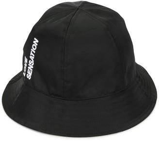 Honey Fucking Dijon Embroidered Bucket Hat