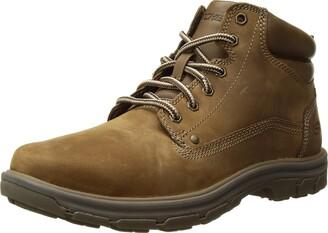 Skechers Men's Segment-Garnet Fashion Boot DSCH 14 Medium US