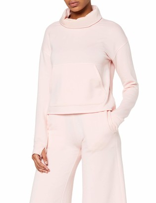 Aurique Amazon Brand Women's Super Soft Sports Sweatshirt