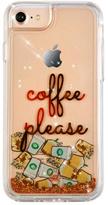 Velvet Caviar Coffee Glitter Iphone 7plus