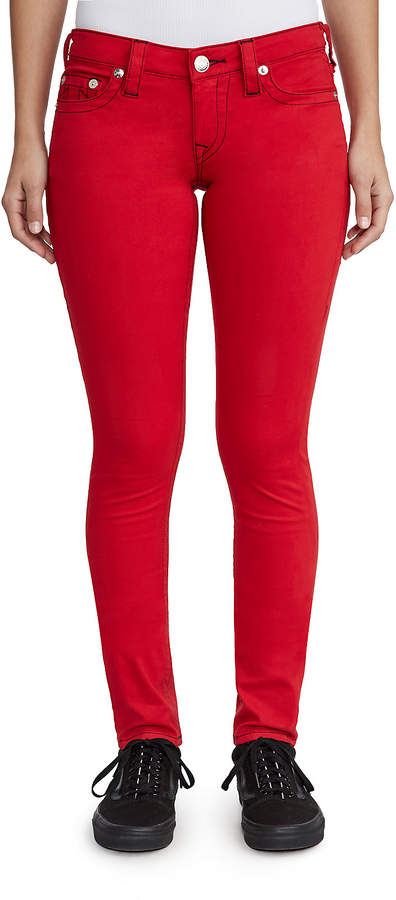 c567a3774 True Religion Red Women s Jeans - ShopStyle