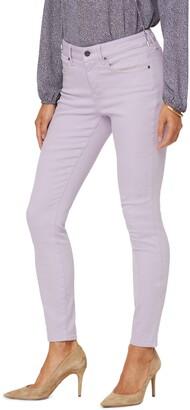NYDJ Ami Stitch Pocket Ankle Skinny Jeans