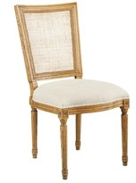 Gaen Solid Wood Dining Chair (Set of 2) Bayou Breeze