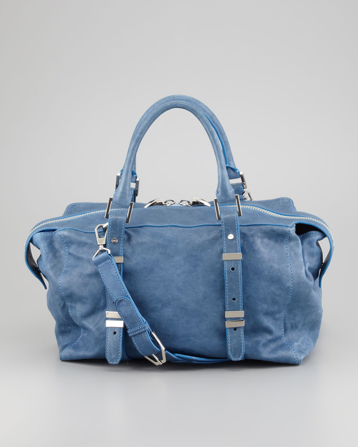 Rachel Zoe Charlie Medium Tote Bag, Blue